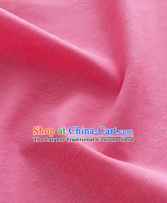 Asian Traditional Palace Style Drapery Chinese Royal Pattern Design Brocade Korean Hanbok Fabric Silk Fabric Material