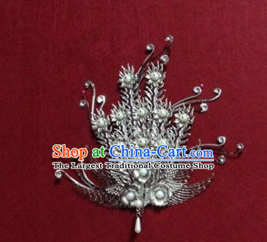 Chinese Ancient Tang Dynasty Queen Hair Accessories Empress Phoenix Hairpins for Women