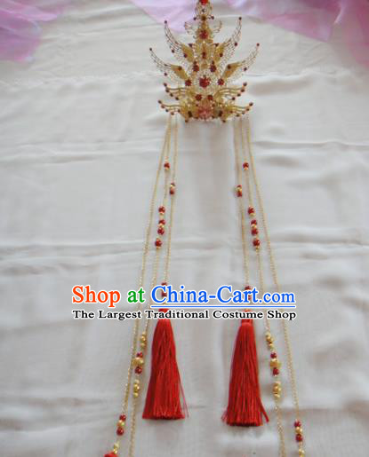 Chinese Traditional Classical Hair Accessories Ancient Royal Highness Hair Crown for Men