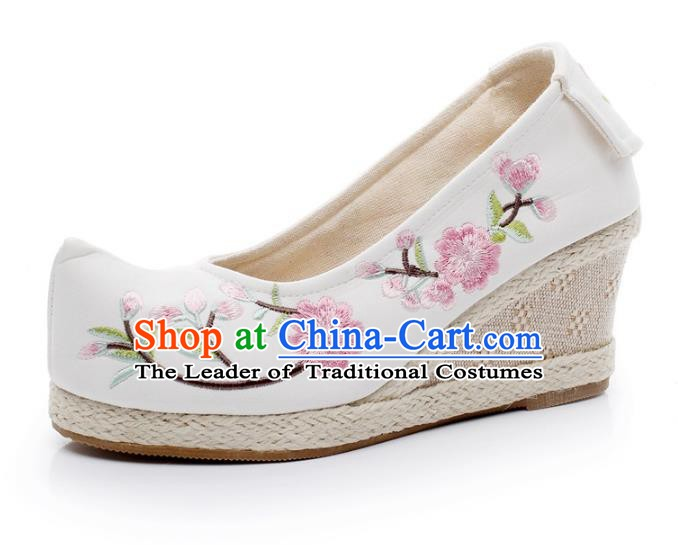 2db432a09d2d Asian Chinese Wedding Shoes Princess Shoes