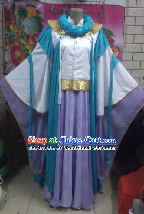 Traditional China Ancient Cosplay Palace Lady Costume Princess Dress for Women
