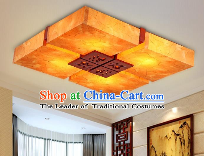 Traditional Chinese Ceiling Palace Lanterns Handmade Lantern Ancient Lamp