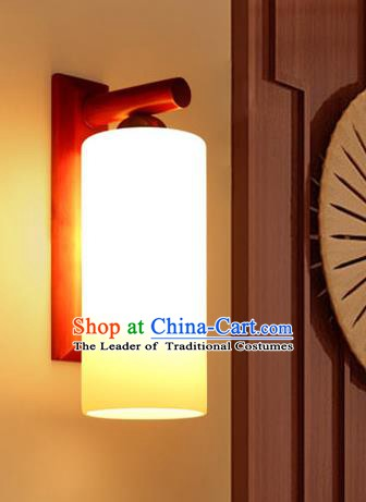 Traditional China Ancient Lanterns Handmade Wood Lantern Ancient Wall Lamp
