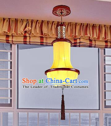 Traditional Chinese Palace Lantern Handmade Hanging Ceiling Lanterns Ancient Lamp