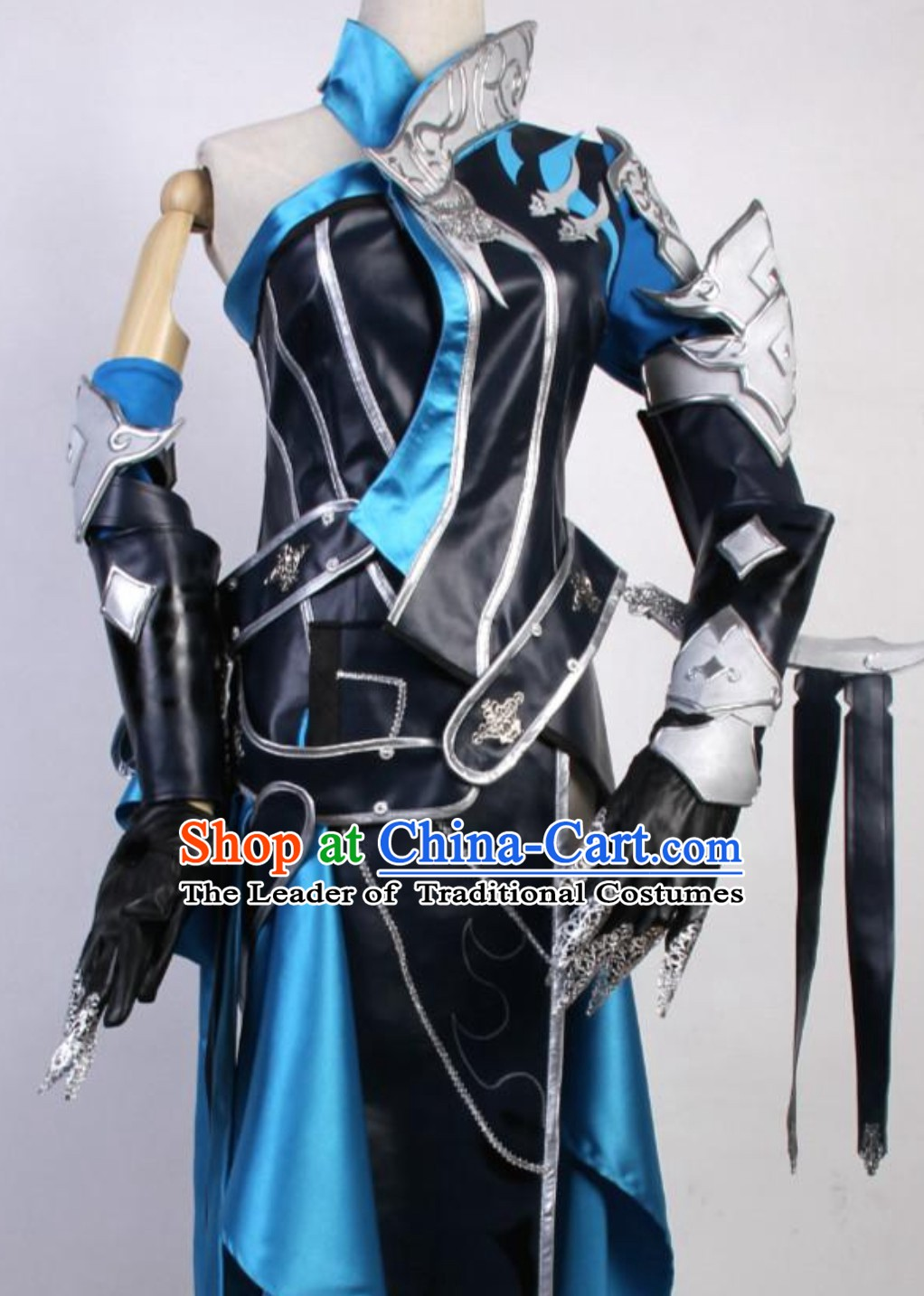 Asian Sexy Future Warrior Anime Costumes Superhero Female Beauty Costume Complete Set