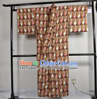 Japanese Traditional Male Kimono Clothing Printing Haori Kimonos Yukata Robe for Men