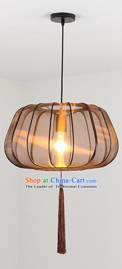 China Handmade Hanging Lantern Traditional Ancient Lanterns Palace Ceiling Lamp