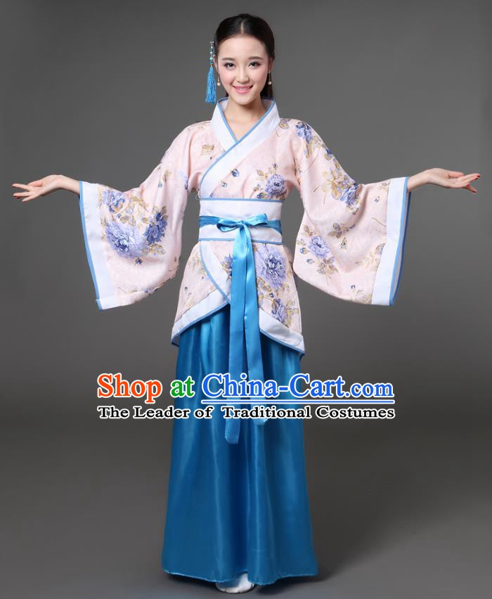 Traditional Chinese Ancient Costume China Wedding Dress Ancient Han Dynasty Hanfu Princess Clothing