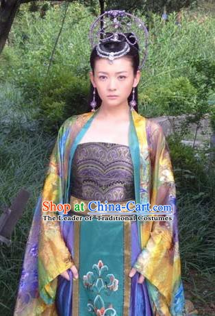 Chinese Ancient Princess Costume Ming Dynasty Palace Lady Dress for Women