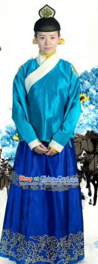 Ancient Chinese Ming Dynasty We Feminist Replica Costume Aristocrat Lady Clothing for Women
