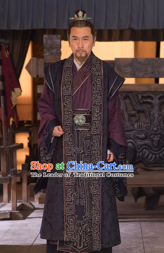 2c0aa0592 Nirvana in Fire II Chinese Ancient Knight-errant Swordsman Lin Chen  Embroidered Historical Costumes for