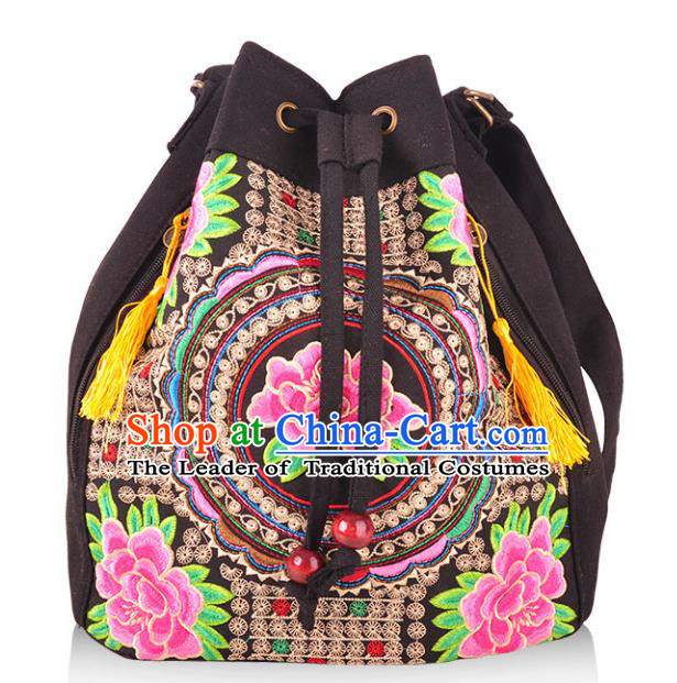 Chinese Traditional Embroidery Craft Embroidered Bags Handmade Handbag for Women