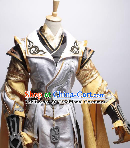Ancient Chinese Costume hanfu Chinese Wedding Dress traditional china Cosplay Swordsman Clothing