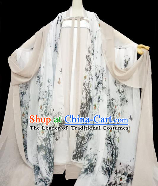 Chinese Ancient Cosplay Princess Costume Traditional Tang Dynasty Palace Lady Hanfu Dress for Women