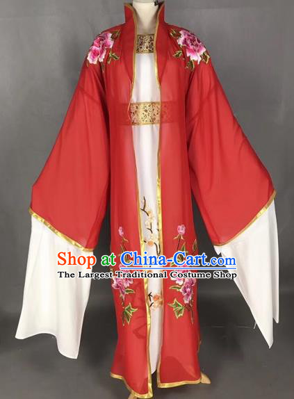 Chinese Traditional Beijing Opera Number One Scholar Clothing Peking Opera Wedding Costume for Adults