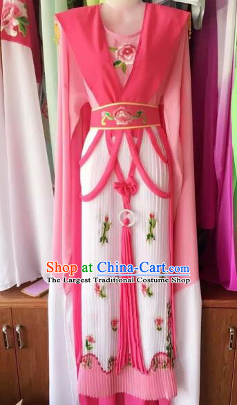 Traditional Chinese Peking Opera Rich Lady Costume Beijing Opera Diva Fairy Dress for Adults