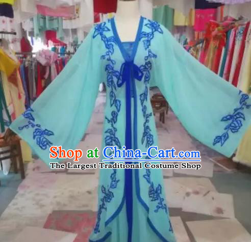 Chinese Peking Opera Actress Dress Traditional Beijing Opera Diva Embroidered Costumes for Adults