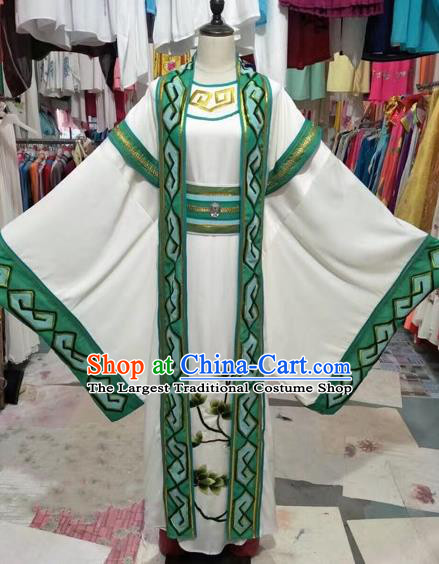 Chinese Beijing Opera Niche Clothing Traditional Peking Opera Prince Costume for Adults