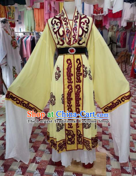 Chinese Beijing Opera Emperor Robe Traditional Peking Opera King Costumes for Adults
