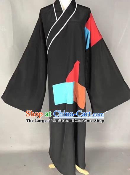 Chinese Beijing Opera Monk Clothing Traditional Peking Opera Buddhist Robe for Adults