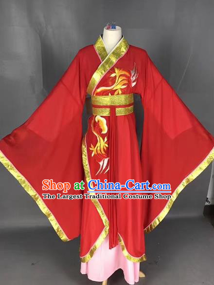 Chinese Huangmei Opera Empress Dress Traditional Beijing Opera Diva Costume for Adults
