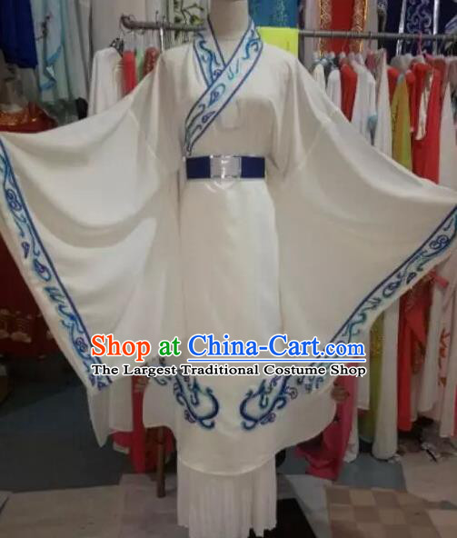 Chinese Traditional Peking Opera Empress Hanfu Dress Ancient Palace Lady Costume for Adults