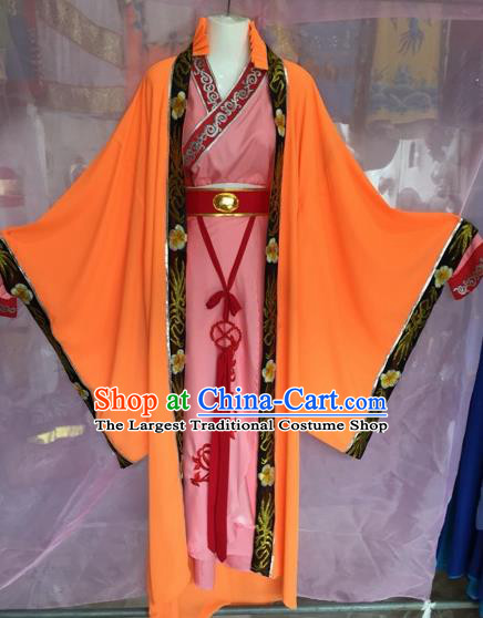 Chinese Beijing Opera Scholar Clothing Traditional Peking Opera Niche Prince Costumes for Adults