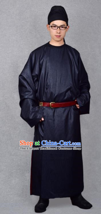 Chinese Ancient Imperial Guards Clothing Traditional Tang Dynasty Swordsman Costume for Men