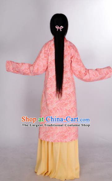 Chinese Ancient Hanfu Traditional Jin Dynasty Embroidered Historical Costumes