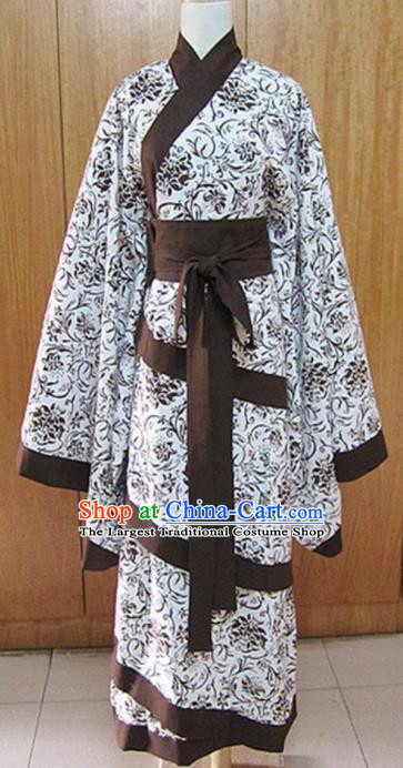 Traditional Chinese Han Dynasty Princess Hanfu Dress Ancient Fairy Costume for Women