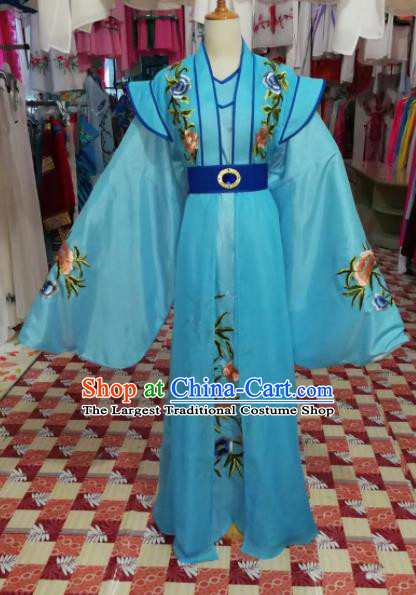 Chinese Traditional Beijing Opera Prince Robe Peking Opera Niche Costume for Adults