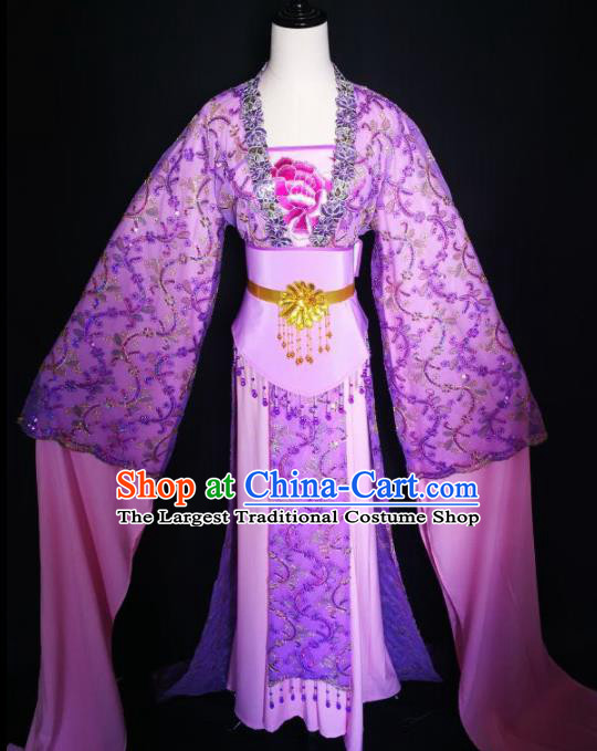 Chinese Traditional Beijing Opera Imperial Consort Clothing Peking Opera Diva Costume for Adults