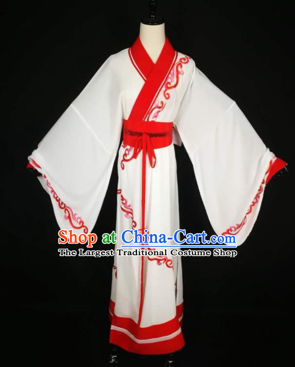 Chinese Traditional Beijing Opera Imperial Consort Hanfu Dress Peking Opera Diva Costume for Adults