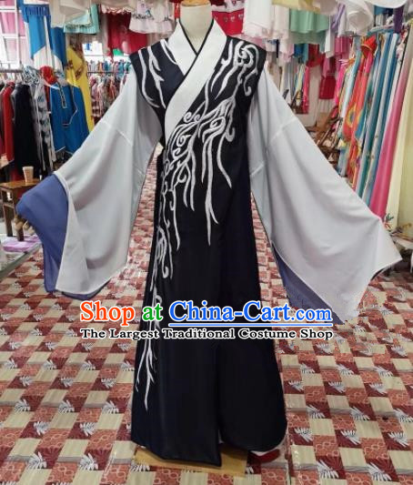 Chinese Traditional Beijing Opera Niche Costume Peking Opera Scholar Liang Shanbo Clothing for Adults
