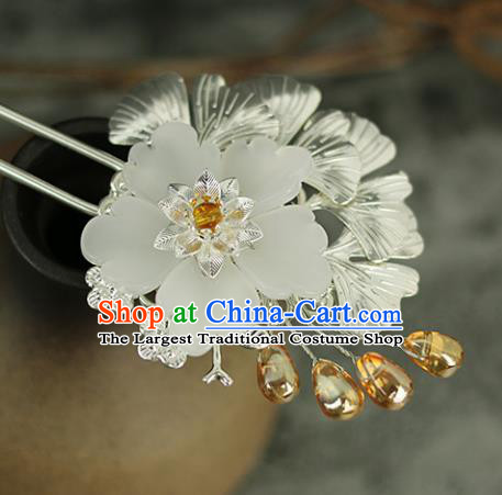 Handmade Chinese Traditional Hairpins Traditional Classical Hanfu Hair Accessories for Women