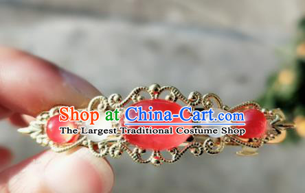 Chinese Ancient Traditional Hanfu Hair Claw Handmade Classical Hair Accessories for Women