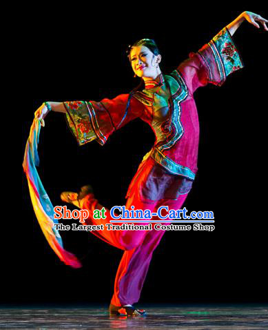 5ae257856 Chinese Traditional Classical Dance Costumes Stage Performance ...