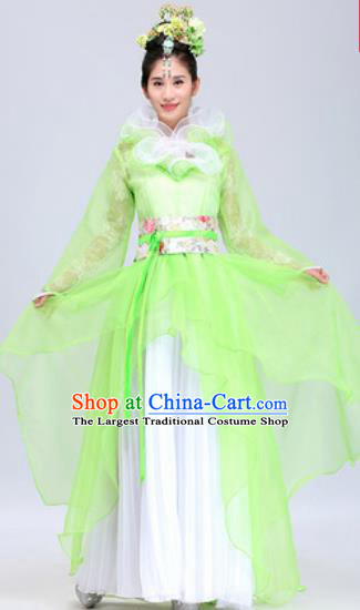 Chinese Traditional Classical Dance Costumes Ancient Imperial Concubine Xi Shi Dance Dress for Women