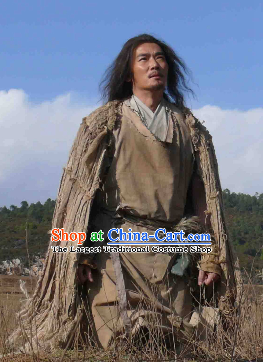 Shennong Chinese God of agriculture Costume for Men