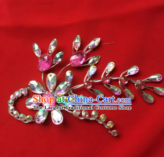 Chinese Beijing Opera Actress Hairpins Traditional Peking Opera Princess Hair Accessories for Women