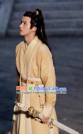 Drama The Untamed Chinese Ancient Nobility Childe Swordsman Jin Guangyao Costumes for Men