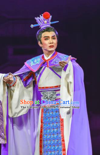 Chinese Shaoxing Opera Bronze Swallow Terrace Clothing Stage Performance Dance Costume for Men