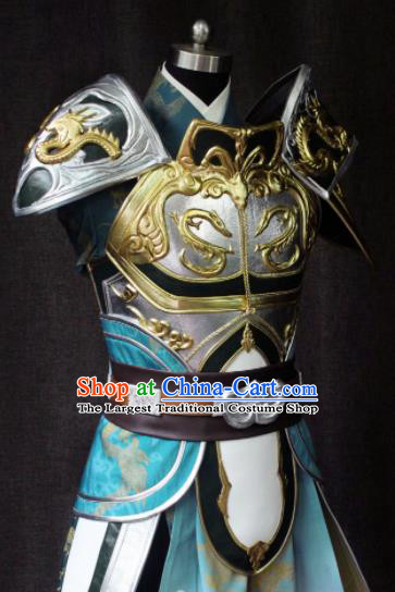 Top Grade Cosplay Heroine Costume Halloween Swordswoman Armour for Women