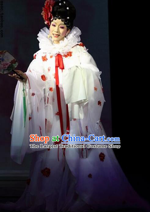 Traditional Chinese Beijing Opera Costume Ancient Imperial Consort Yang Historical Costume Complete Set