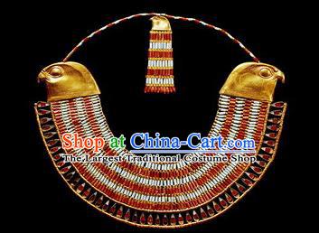 Traditional Egyptian Jewelry Accessories Ancient Egypt Queen Necklace for Women