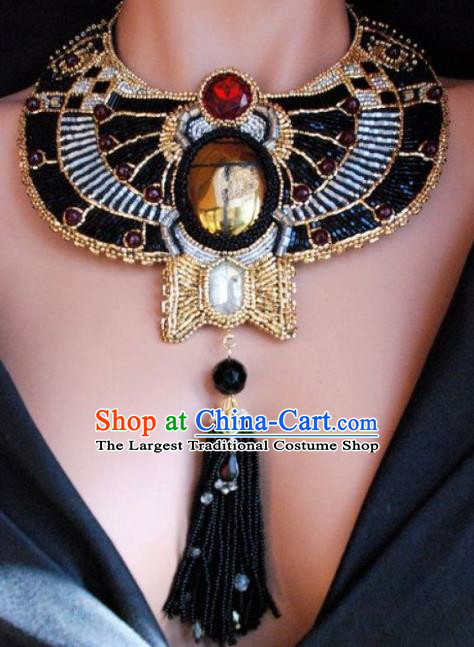 Traditional Egyptian Jewelry Accessories Ancient Egypt Classical Necklace for Women