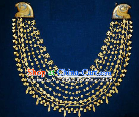 Traditional Egyptian Jewelry Accessories Necklet Ancient Egypt Queen Necklace for Women