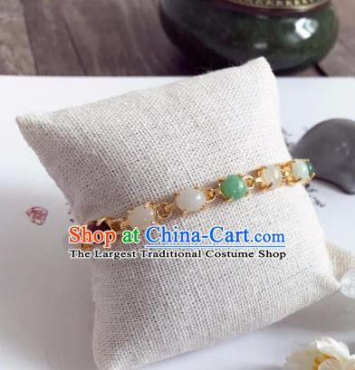 Chinese Traditional Hanfu Accessories Ancient Princess Hanfu Bracelet for Women
