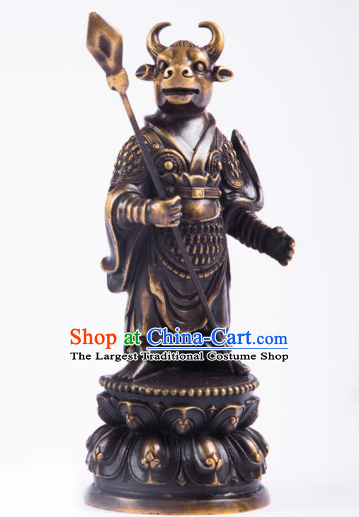 Chinese Traditional Feng Shui Items Taoism Bagua Brass