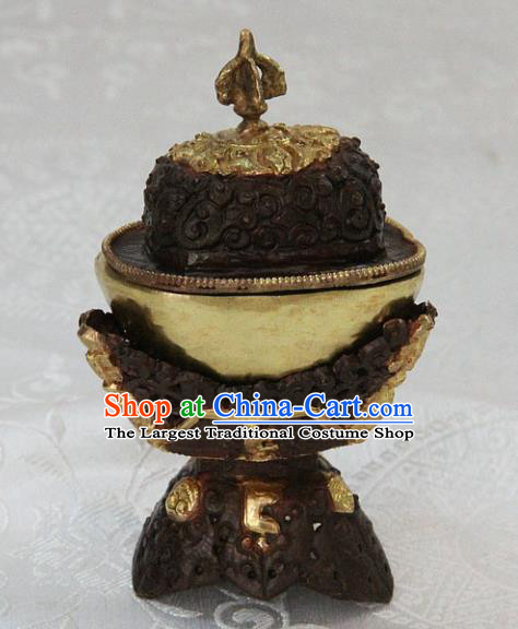 Chinese Traditional Buddhism Tributes Feng Shui Offerings Items Vajrayana Buddhist Decoration